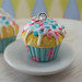 Confetti Cupcake Charm by Shay Aaron