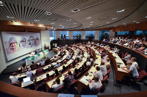 Celebración del 45 aniversario del CIAT