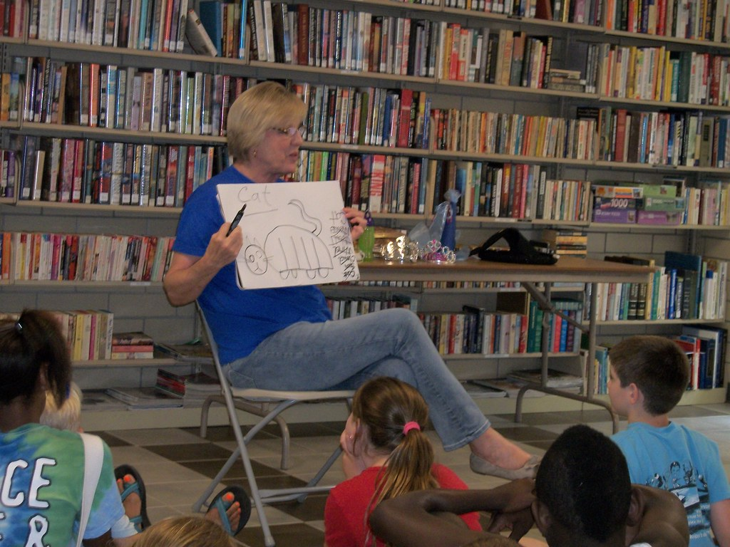 Campfire Stories @ Pelahatchie Library