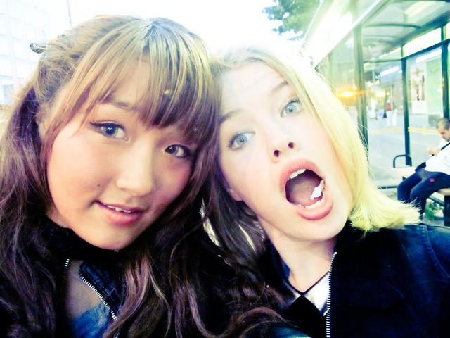 Yanjaa & Emilia