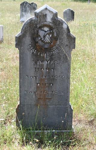 Martha Bell Sawyer