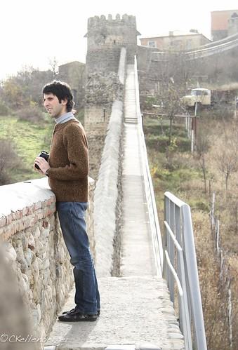 Sighnaghi 18th Century Wall