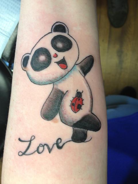 chichiboo's newest RL tattoo