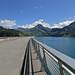 Roselend dam