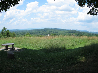 Fishbowl View, Mount Pollux Conservation Area