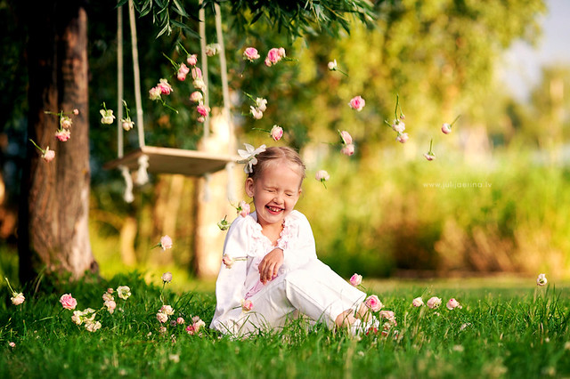All About Roses - Beautiful Portraits of Kids