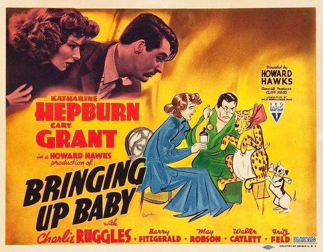 Number 181 Bringing Up Baby (1938)