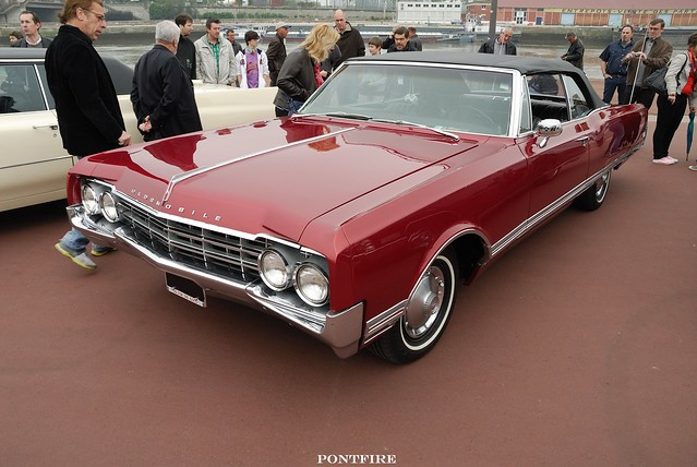 65 oldsmobile 98 convertable