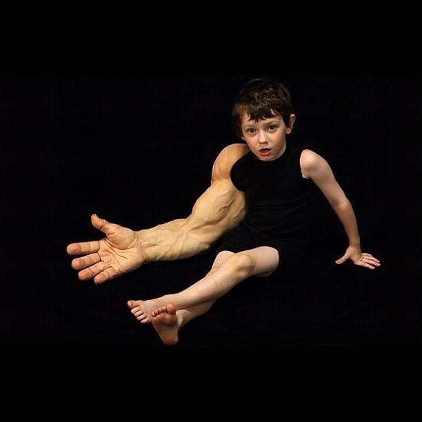 funny  quagmire  muscle  arm  Quagmire Arm