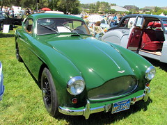 performance car(0.0), austin-healey 3000(0.0), austin-healey sprite(0.0), automobile(1.0), vehicle(1.0), aston martin db2(1.0), automotive design(1.0), antique car(1.0), classic car(1.0), vintage car(1.0), land vehicle(1.0), coupã©(1.0), sports car(1.0),