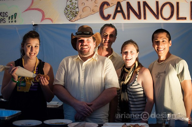 2012 Vancouver Folk Fest Day 1/Only Cannoli