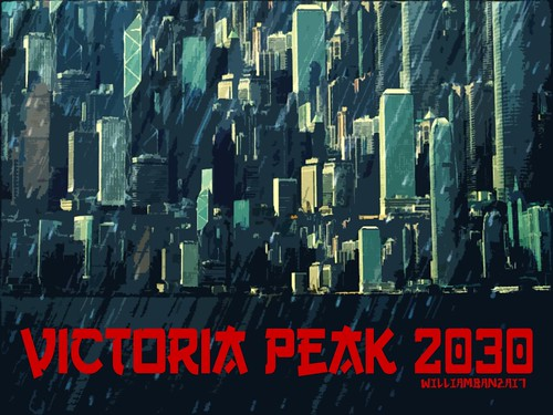 VICTORIA PEAK 2030 by Colonel Flick