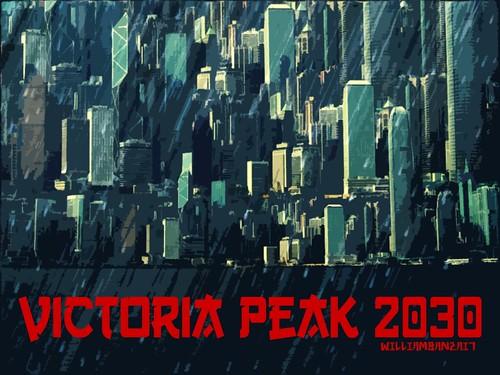 VICTORIA PEAK 2030 by Colonel Flick