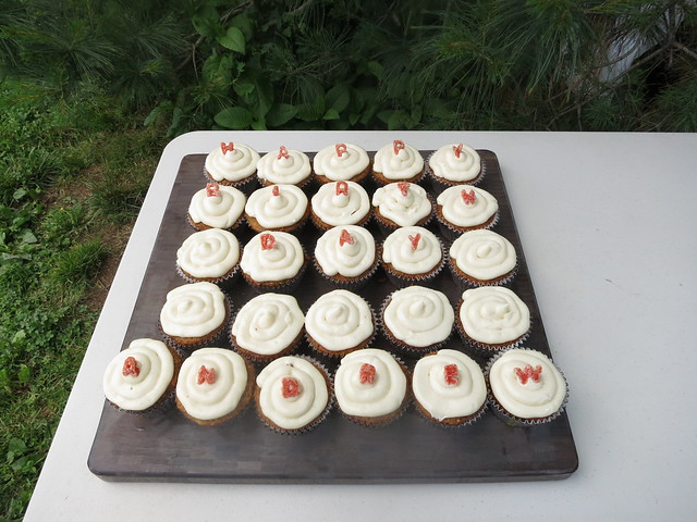 carrot cake for someone special