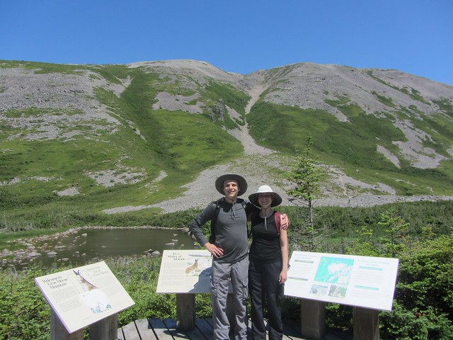 At the Base of Gros Morne
