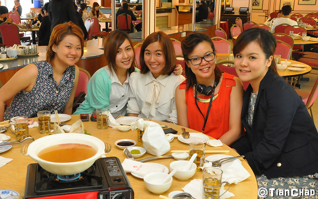 Happy Valley Seafood Restaurant @ Genting Theme Park Hotel