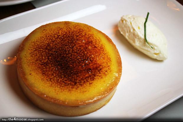 Marmalade Pantry @ Stables - Lemon Brulee Tart