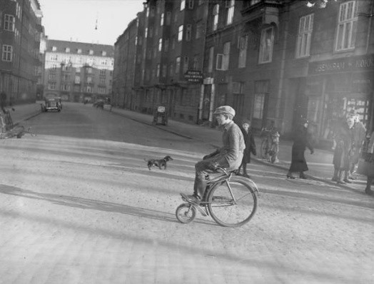 Danish Bicycle History - Bicycle Design
