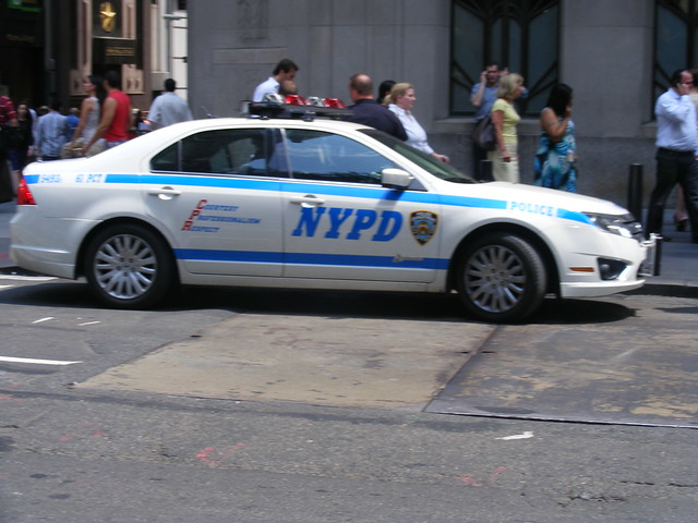 nypd ford fusion hybrid police interceptor flickr photo sharing. Black Bedroom Furniture Sets. Home Design Ideas