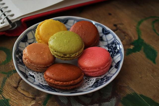 Eté Cafe - Macarons