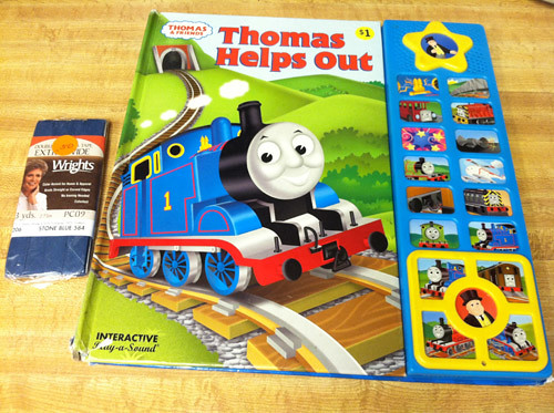 ttrainbook