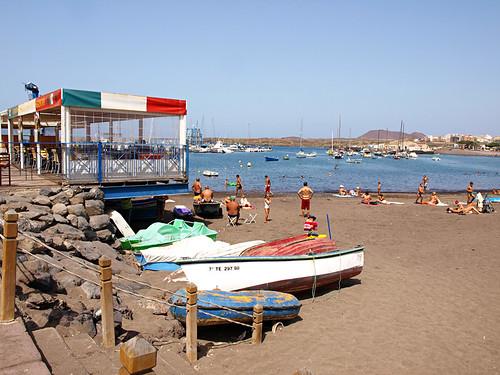 Las Galletas, Tenerife