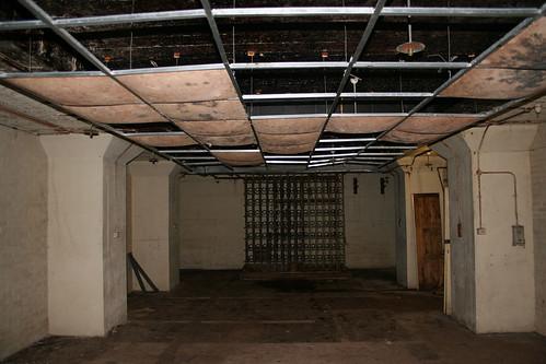 The GP telephone exchange room