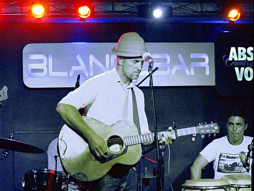 Korsak in Blanco Bar
