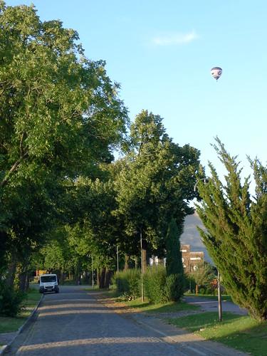 Ballon über Ragow #2