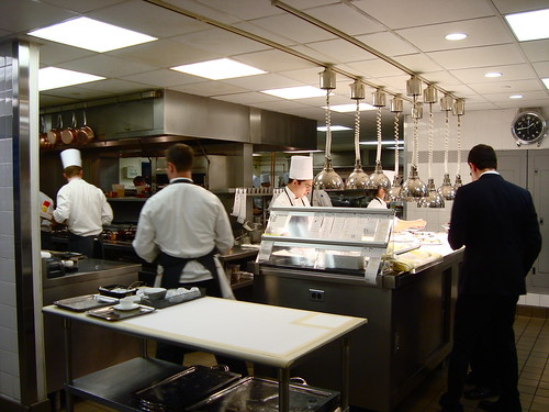 Kitchen @ Eleven Madison Park (NY)