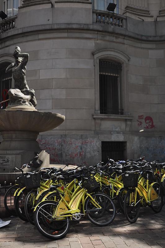 Rental Bikes - Buenos Aires - Argentina