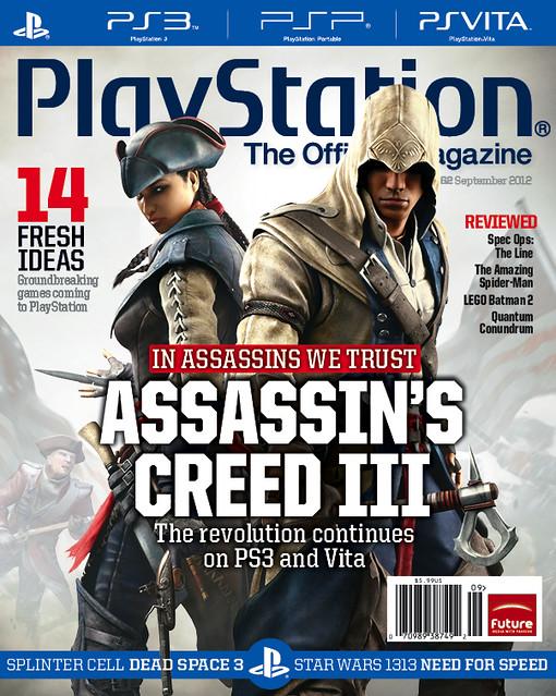 PTOM September Cover