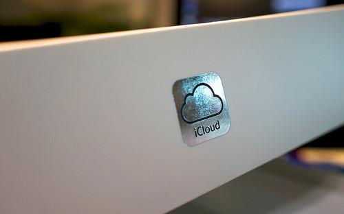 Apple iPad3 iCloud Badge
