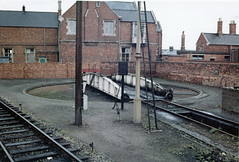 BRITISH RAIL  TURNTABLE