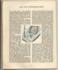 König Bilderrezepte No2: Lob des Salzgebäckes