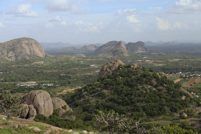 Ramanagaram hills
