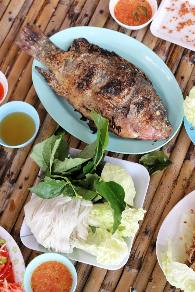 An ambrosial meal in northeastern Thailand