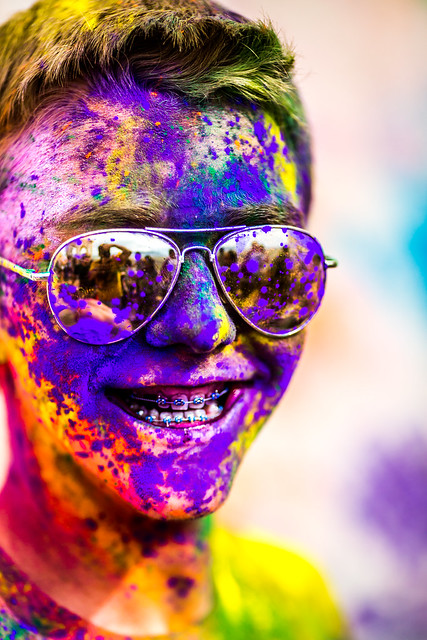 7697376146 7ec6a0f66b z 15 Amazing Images Of The Festival of Colors