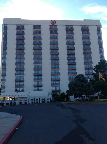 Sheraton hotel Albuquerque