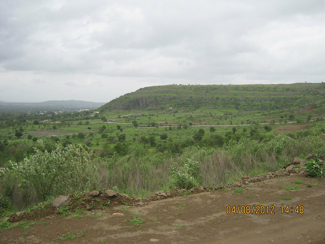Cut, Demolished & Destroyed Hill of XRBIA Hinjewadi Pune - Nere Dattawadi, on Marunji Road, approx 7 kms from KPIT Cummins at Hinjewadi IT Park - 77