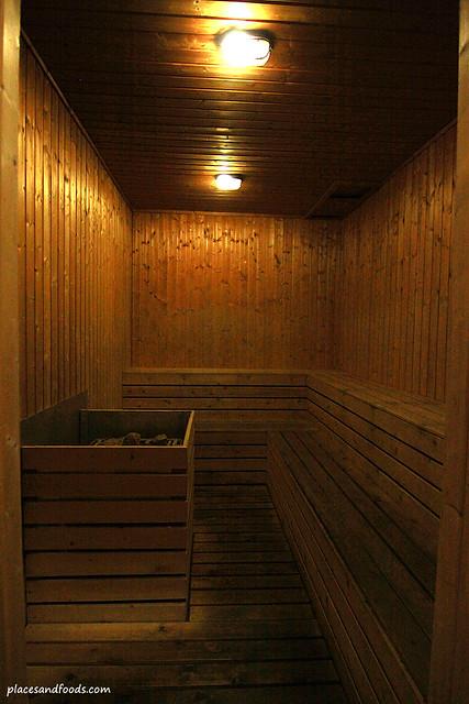 Equatorial hotel penang sauna