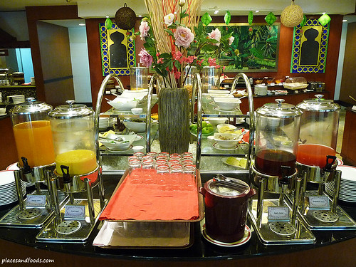 Equatorial hotel penang drinks section