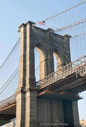 brooklyn bridge by Alida's Photos
