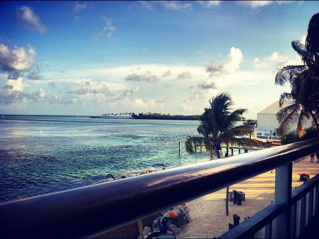 Best spot in all the keys for food and best view