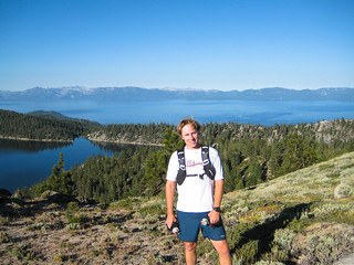Running a 50k in Tahoe