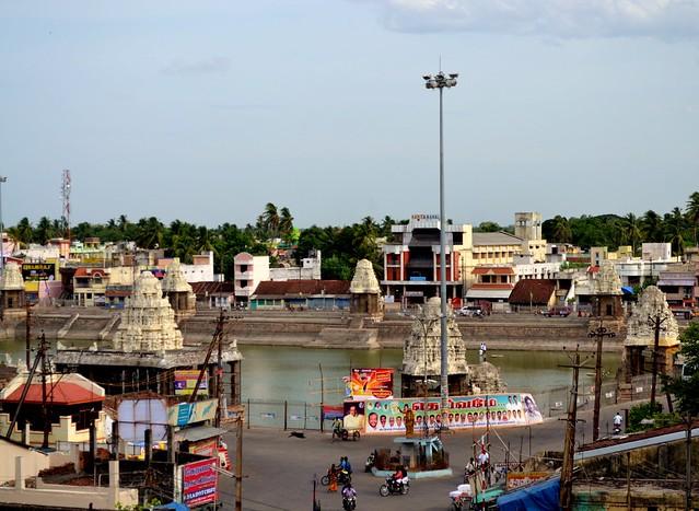 Mahamagam Kulam, Kumbakonam.