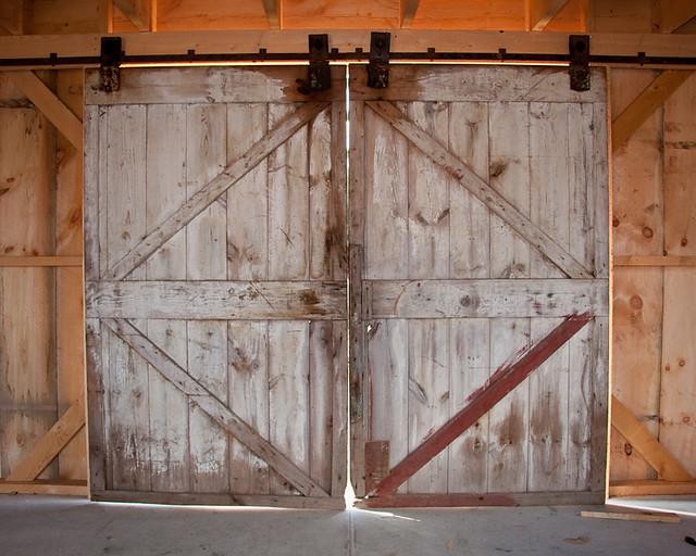 Barn Door Hardware Old Barn Door Hardware