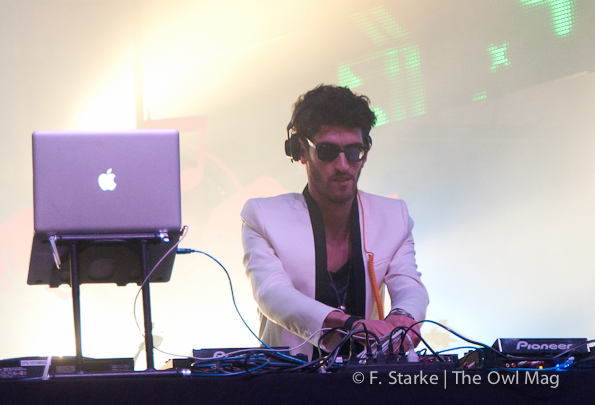 Chromeo @ HARD Summer Music Festival LA 2012