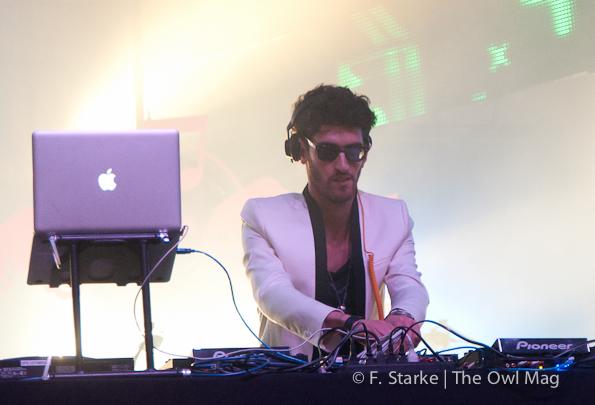 Chromeo @ HARD Summer Music Festival LA 2012