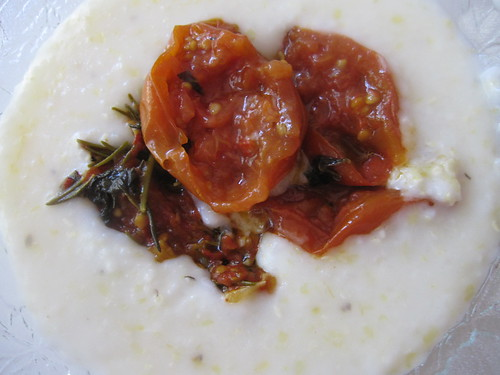 GRITS AND TOMATOES